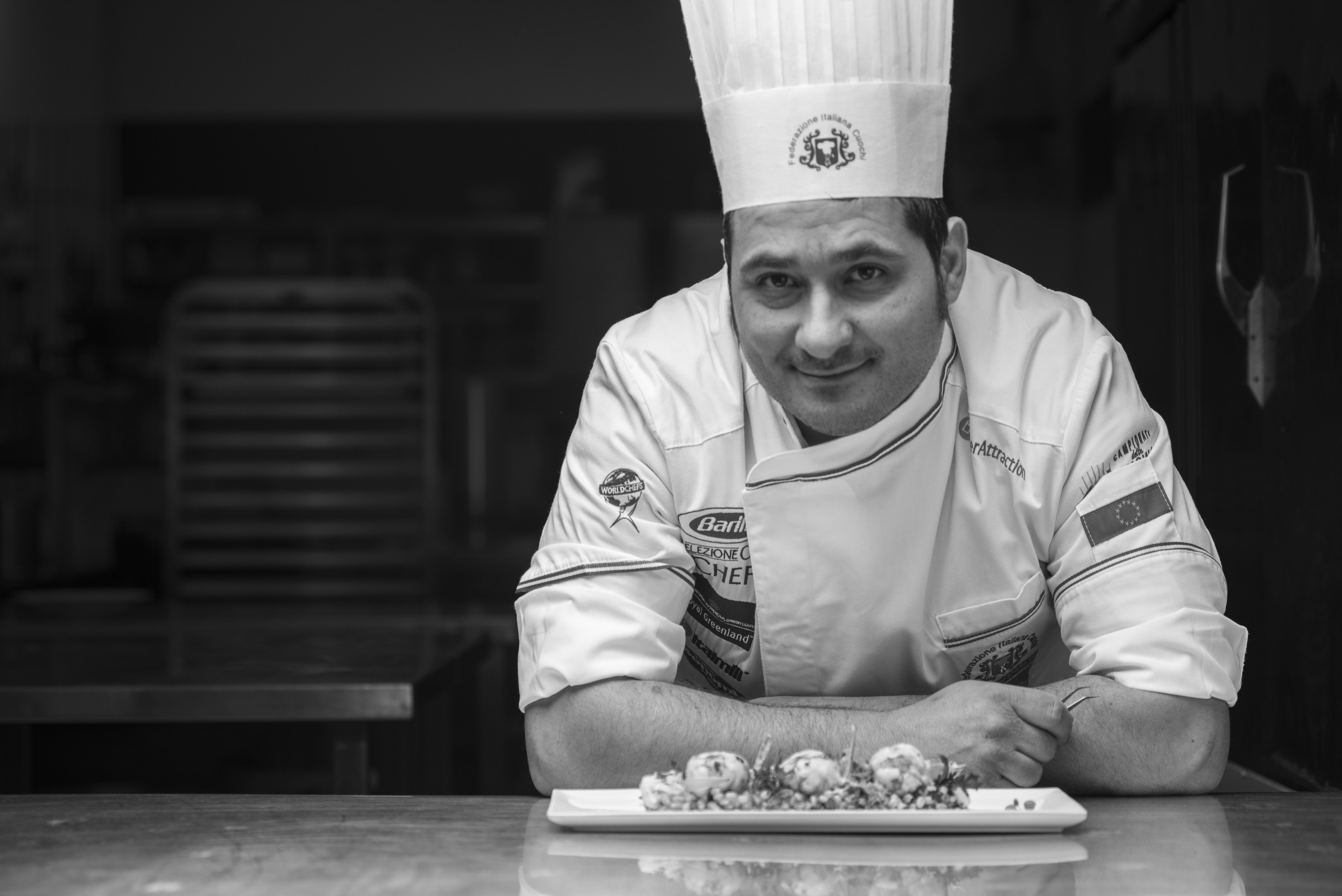 Chef Luigi Nastro